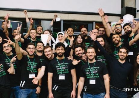 SE Factory: Coding for Underprivileged Lebanese and Syrian Youth